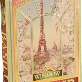 Basilur Window PARIS 100g
