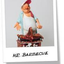 Mr. Barbecue